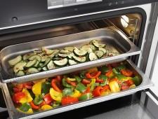 Vaření v konvektomatu nezávisle na množství