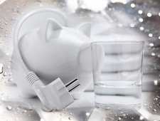 Energetická účinnost pračky