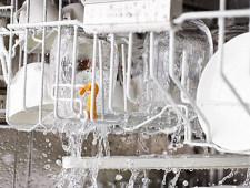 Mytí výhradně čerstvou vodou