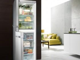Volně stojící chladničky s mrazničkou
