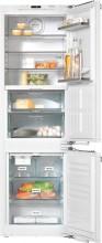Vestavná chladnička s mrazničkou MIELE KFN 37692 iDE