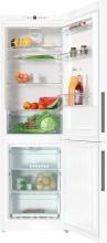 Volně stojící chladnička s mrazničkou MIELE KFN 28132 ws