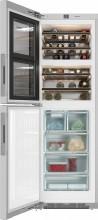 Volně stojící chladnička s mrazničkou KWNS 28462 E