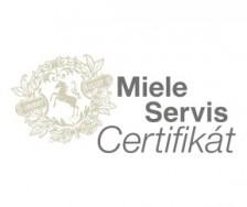 Miele Servis Certifikát 10 let