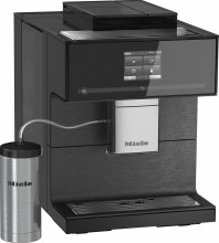Kávovar MIELE CM 7750 Obsidian černá