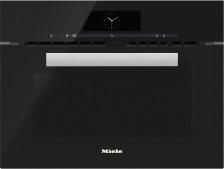 Pečicí trouba s mikrovlnou MIELE H 6800 BM Obsidian černá