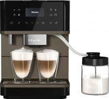 Kávovar MIELE CM 6360 MilkPerfection Obsidian černá Bronzová PearlFinish