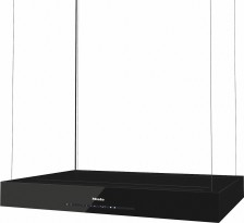 Ostrovní odsávač par MIELE DA 6700 D Aura Edition 6000 černý