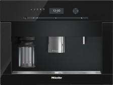 Kávovar MIELE CVA 6401 Obsidian černá
