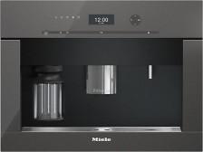 Kávovar MIELE CVA 6401 Grafitově šedá