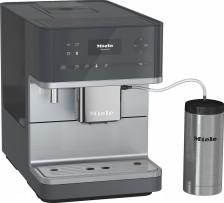 Kávovar MIELE CM 6350 Grafitově šedá
