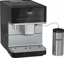 Kávovar MIELE CM 6350 Obsidian černá