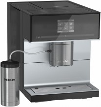 Kávovar MIELE CM 7300 Obsidian černá