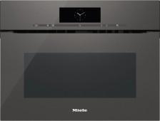 Pečicí trouba s mikrovlnou MIELE H 6800 BMX Grafitově šedá