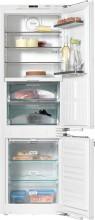 Vestavná chladnička s mrazničkou MIELE KFN 37682 iD