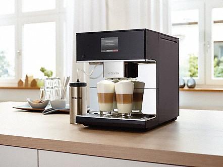 Široký výběr kávovarů Miele