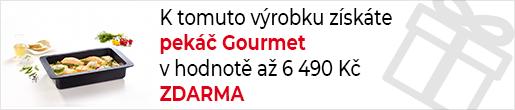 Pekáč Gourmet v hodnotě až 6 490 Kč zdarma
