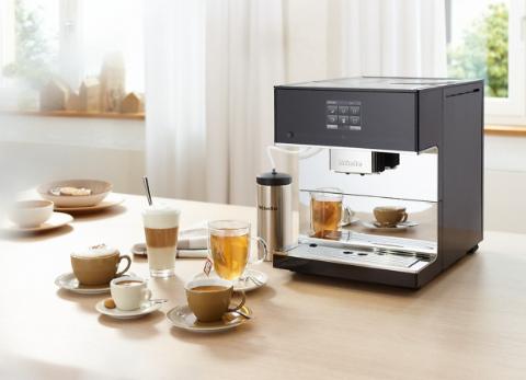 Taje a kouzla ideální kávy s kávovary Miele