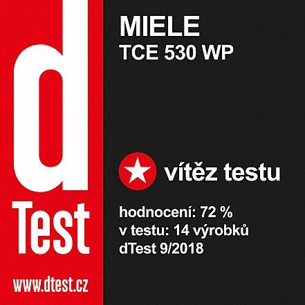 Vítěz dTest mezi 14 sušičkami - Miele TCE 530 WP