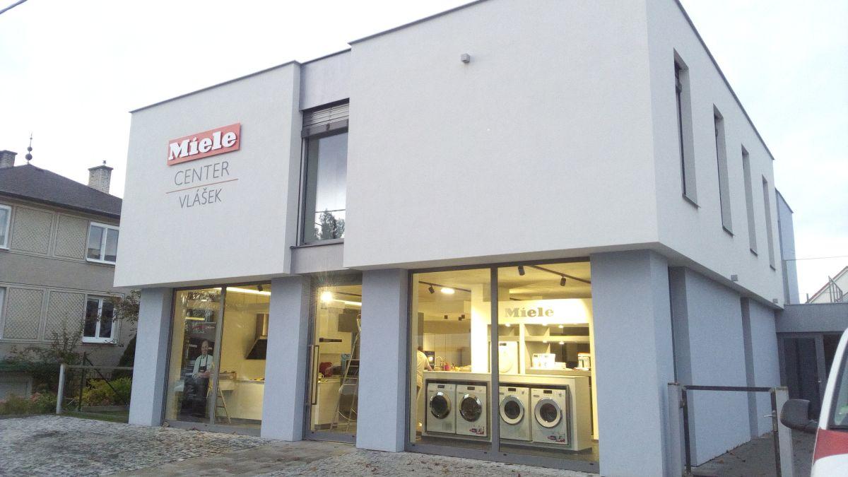 Miele Center Vlášek v Hradci Králové